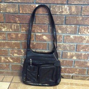 The Ultimate Genuine Leather Organizing Handbag